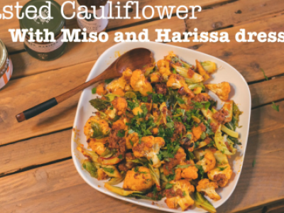 Cauliflower ka pow