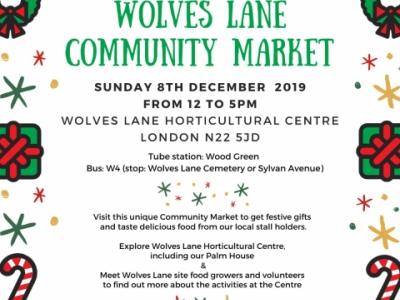 wolveslane festive market