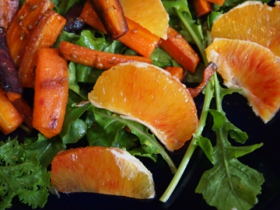 moroccan blood orange salad recipe