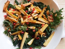parsnip and kale salad recipe