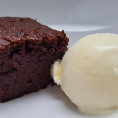 Beetroot and Chocolate Ginger Brownies