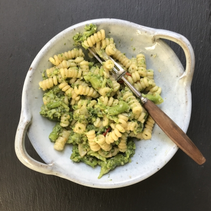broccoli fusilli